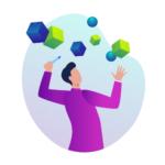 Infographie : le rôle des 10 métiers de la data